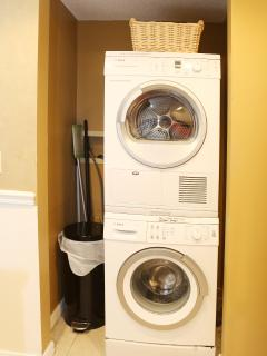 Condo has Washer and Dryer for your convenience
