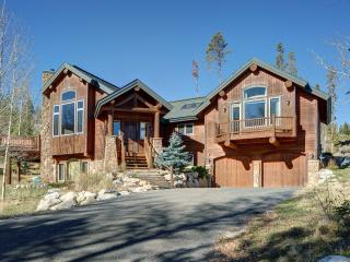 Secluded Ruby Ranch Luxury Log Retreat ~, Silverthorne