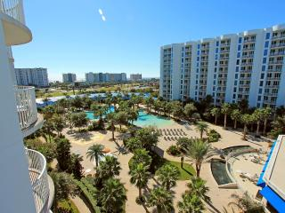 Palms 1703 Jr 2BR/2BA- OPEN 9/17-9/24! 7th Fl Pool View-Shuttle2Bch-FunPass