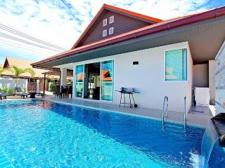 The Ville Grande Pool Villa A08, Pattaya