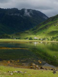 A photographer's delight - Loch Long at Dornie