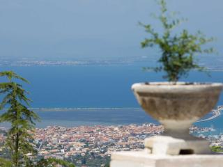 Stunning sea view from Luxury Villa Senecio