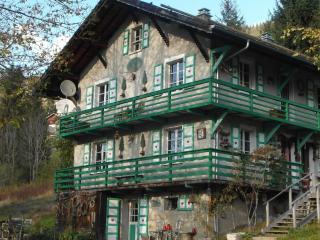 La maison verte in CHATEL