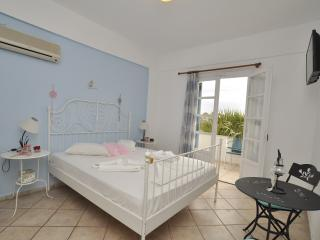 Double Studio wuth kitchen  That Views to the Sea  Are Located (100) Meters From The Sandy Beach, Syros