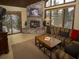Enjoy this very comfortable vacation townhome in Vail, Colorado.