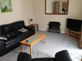 1 bed apt central manchester with secure parking