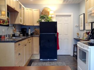 The Carriage House kitchen