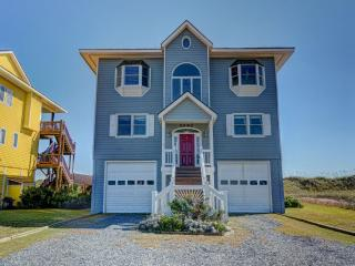 Island Drive 3060 Oceanfront! | Fireplace, Internet, North Topsail Beach