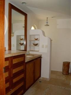Bunga Bunga - bathroom - Puerto Morelos vacation rentals