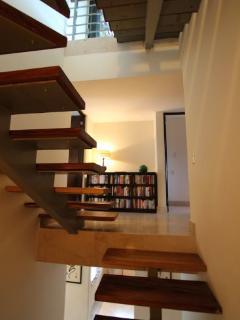 Playa del Carmen vacation rentals - Staircase - PH Laguna