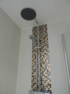 Refresh with an amazing shower
