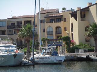 les portes de la méditerranée, Port Leucate