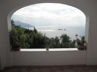 Villa Sergio with  great sea view, Massa Lubrense