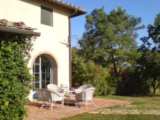 Villa in Montespertoli, Chianti, Tuscany, Italy, Lucardo