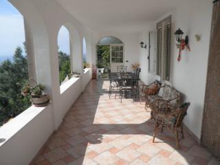 Villa Sergio with  great sea view, Massa Lubrense