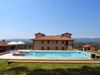 Villa Leopoldina, Loro Ciuffenna