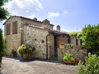 2 bedroom Villa in Barberino Val d Elsa, Chianti, Tuscany, Italy : ref 2293926