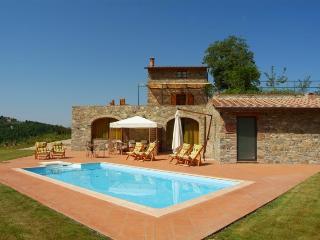 Villa il Roseto, Gaiole in Chianti
