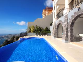 Stunning Villa with private heated pool, Funchal
