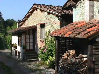 Molino Le Gualchiere - Apt Casetta 2 bedrooms, Loro Ciuffenna