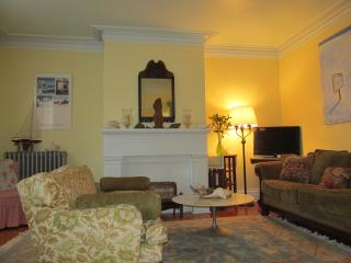 Gracious 3-BR Garden Apt. in the Heart of Hudson