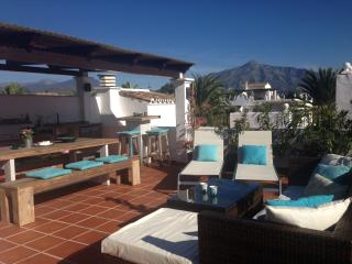 Penthouse with seaviews near Puerto Banus, Marbella