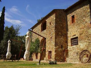 3 bedroom Villa in Sinalunga, Siena and surroundings, Tuscany, Italy : ref 2293972, Farnetella