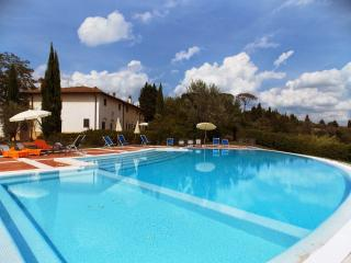 17 bedroom Villa in Montaione, San Gimignano, Volterra and surroundings