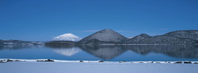 Lake Toya Winter 1