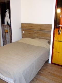 2eme Chambre lit double - 2nd bed room king size bed