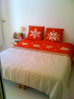 chambre N°3 lit double ou 2 simple - bed room N°3 King size or 2 simple
