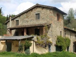 Molino Le Gualchiere - Apt Padronale 3 bedrooms, Loro Ciuffenna