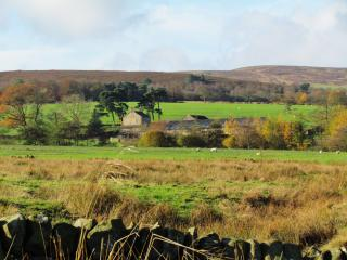Self-catering on working farm in Peak District, Buxton