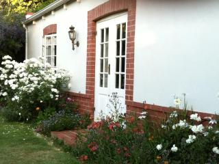 Rose Cottage in a Secret Garden, Johannesburg