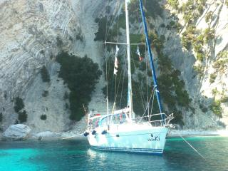 Sail in the Ionian Greece with skipper