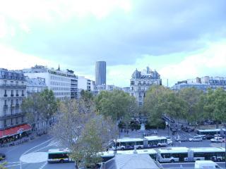 100m² lumineux avec vue tour Eiffel, Paris