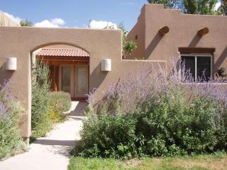 Sweet Adobe Home with lovely gardens