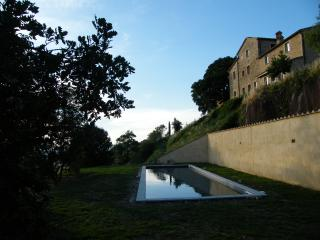 16th century villa swimming pool Siena countryside, Radicondoli