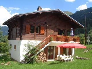 Self catered Chalet in Les Contamines