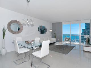Panoramic Bay Sea view Highrise apartment at the W Miami! FREE SPA