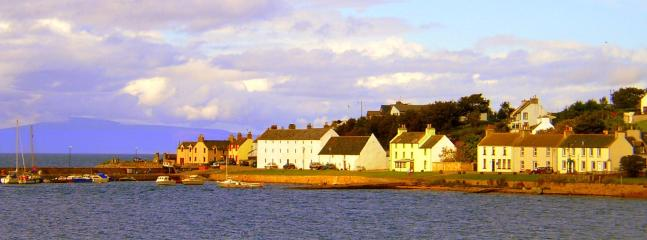 While we cannot guarantee the weather, Portmahomack boasts the lowest rainfall numbers in Scotland