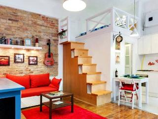 Red Carpet Apartment at Oktogon, Andrassy freeWifi, Budapest