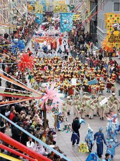 International Rijeka`s Carnival (February)