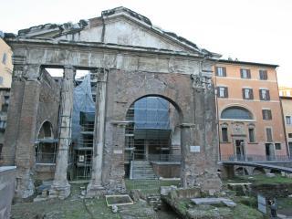 Foro Piscario, Roma