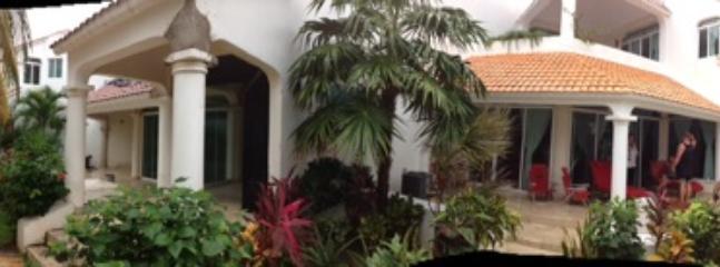 panaramic photo of Villa