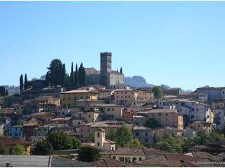 Stunning town of Barga