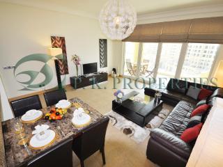 Al Shahla 2-bedroom Palm aprt, Emirate of Dubai