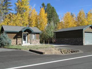 Charming Cabin with garage and walk to the heart of Downtown McCall