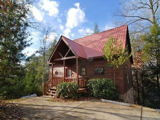 1 Bedroom Luxury Log Cabin Near Dollywood, Pigeon Forge and Gatlinburg, Sevierville