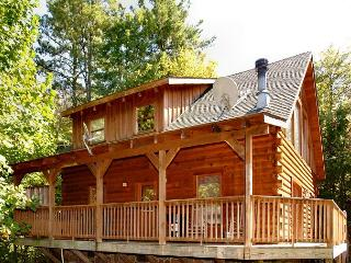 Secluded 1 bedroom Shagbark Resort Pigeon Forge TN, HOT TUB, WIFI,AND MORE!, Sevierville